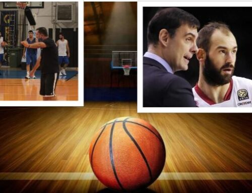 Η μπασκετική εκδοχή του coach Χρ. Πουτουλίδη στο «επεισόδιο» Μπαρτζώκα – Σπανούλη